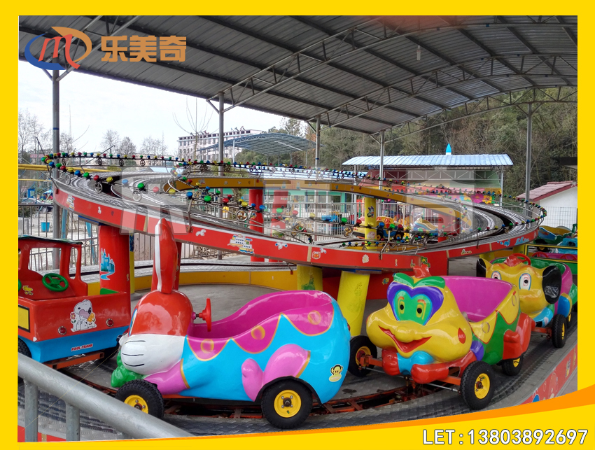 许昌西湖公园精灵王国